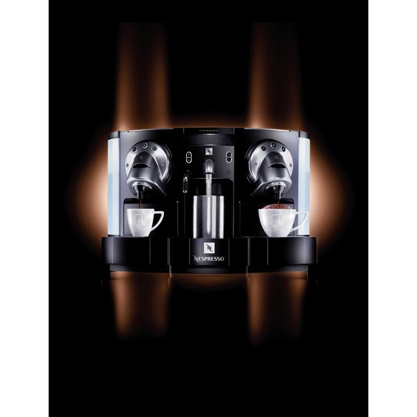 Nespresso coffee machine cappuccino cs220 essence exhibition services - Machine a cafe nespresso ...